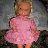 Мягконабивная кукла Гдр