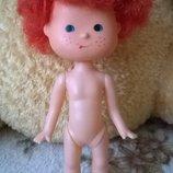 Hong Kong Винтажная коллекционная куколка кукла Гонконг пупсик гримаска