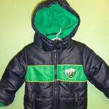 Демисезонная куртка Lupilu германия . размер 86 , 98 новая