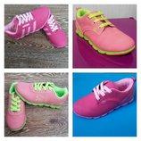 Модные кроссовки для девочки 31-36рр.