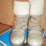 Зимові сапоги Дружок розмір 34