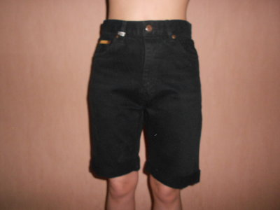 Шорты джинсовые, наш 42,44 размер, Евр.36,38,s,xs, 100% хлопок