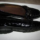 Туфлі шкіряні дихаючі,комфортні Gabor Оригінал р.5 стелька 25 см