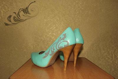 Туфли,которых ни у кого Не будет