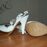 Изумительно нарядные туфли Skavolini -оригинал-Италия