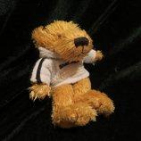 Мишка.Мішка.Ведмедик.Медведь.Мягкая игрушка.Мягкие игрушки.Мягка іграшка.The tussauds