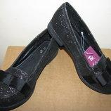 Туфлі нові шикарні стильні TU Оригінал Німеччина р.11 стелька 18,5 см