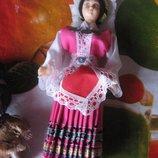 коллекционные куколки. рост 8 см и 17 см