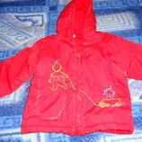 куртка на девочку даром