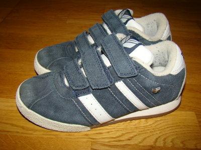 Замшевые спортивные туфли кроссовки Next р. UK-13 на 33, 20,8 см по стельке