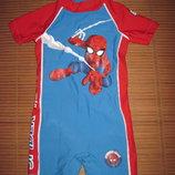 Гидрокостюм детский George Spiderman 9-12 мес.