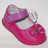 Распродажа Нарядные туфельки для девочек Летние босоножки Ортопедические босоножки Все в наличии