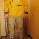 Ярко-желтая спортивная куртка Helly Hansen. Норвегия. 54 р.