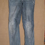 Современные молодежные джинсы G-STAR RAW denim 3301. Голландия. 31/32.