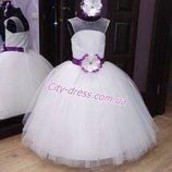 Выпусскные платья для девочек -НА Прокат
