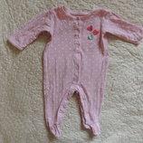 Человечек Carters 6-9 месяцев