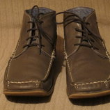 Изящные мягкие кожаные ботинки Vagabond Швеция. 44 р.