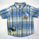 Рубашка george на 2-3 года