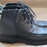 Отличные кожаные ботинки Nickolas Deakins. Великобритания. 39 р.