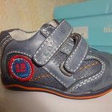 Демисезонные туфли 18-20 р. кожа на мальчика демі, кроссовки, туфлі, кросівки, весна, осень