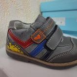 Демисезонные туфли 21 р. 13 см. на мальчика спортивные, кроссовки, туфлі, кросівки, весна, осень