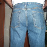 синие мужские джинсы из Америки