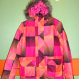 Зимняя лыжная термо курточка от тм Crivit ® Sports Германия , 158-164 12-14лет . новая