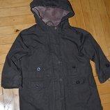 2 года 86 см Обалденая яркая курточка ветровка штурмовка парка