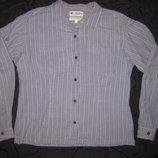 женская рубашка в клетку Columbia на рост 165 см