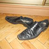 Туфли черные р.41-42