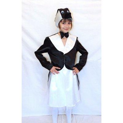 Прокат карнавальный костюм Киев-Борисполь Детский карнавальный костюм ласточки для девочек.