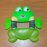 Фирменная игрушка-грызун для малыша