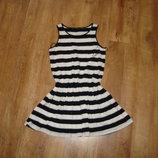 Трикотажное платье George на 8-9 лет, 100% хлопок, сделано в Индии