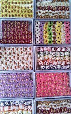 Рахат-Лукум, конфеты, пахлава, халва Узбекская