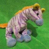 Конь.коник.конячка.лошадка.лошадь.мягкая игрушка.Мягка іграшка.Мягкие игрушки.TY.