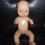Анатомическая кукла-пупс PETERKIN DOLLS WORLD Англия оригинал клеймо 37 см