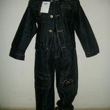 Джинсовый костюм для мальчика Никитка 6,7 лет