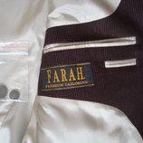 Скидка Вельветовый пиджак FARAH размер S/M