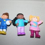 Коллекционные куколки-капустки