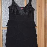 нарядное платье р-р 14