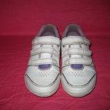 Кожаные кроссовки Clarks - 31 размер - 12 F