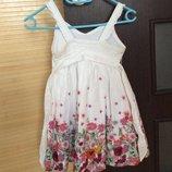 Платье-Сарафан H&M 3t