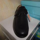 Демисезонные туфли 34-38 р. на мальчика туфлі, деми, весна, осень, строгие