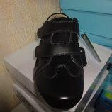 Демисезонные туфли 32,34,35 р. на мальчика кожа туфлі, демі, шкіра, весна, осень