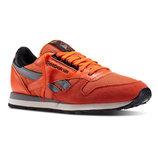 Кроссовки Reebok Classic Leather Retro Elements Orange