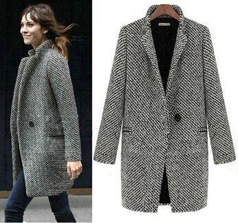 Пальто женское демисезонное, под заказ . Осень, Зима -2021
