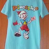 Новая футболка на 8-9 лет