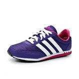 Женские кроссовки Adidas V Racer Nylon - синие
