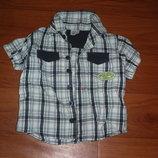 Рубашка на рост 86