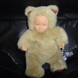 Авторская коллекционная кукла медвежонок Анне Геддес Anne Geddes Unimax Toys оригинал 23 см